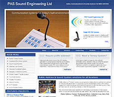 UK Public address system suppliers